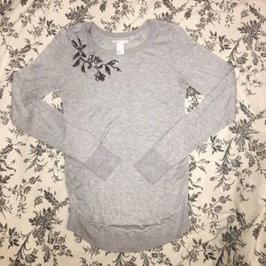 H&M maternity sweater